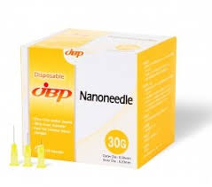 JBP Nanoneedle 30G 13mm Regular (100 UTW needles)