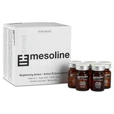 Pluryal Mesoline Shine (5x5ml vials)