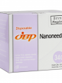 JBP Nanoneedle 34G 8mm Regular (100 UTW needles)